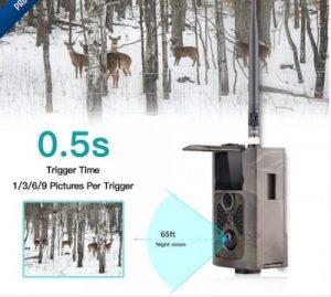 camera de chasse 16 MP