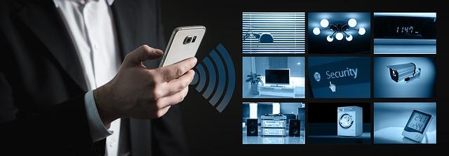 Système d'alarme sans fil pour chasser les intrus