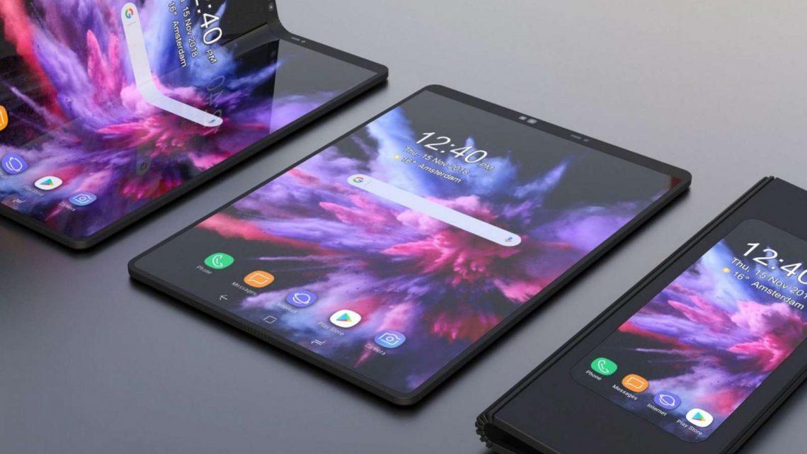 Innovation dans le monde du smartphone lancé par Samsung