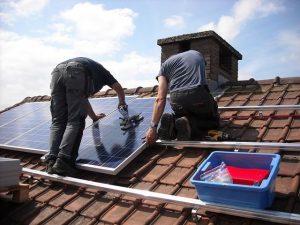 les panneaux solaire et photovoltaïque