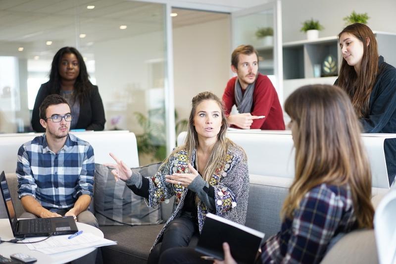 Le coworking : un lieu de travail intéressant