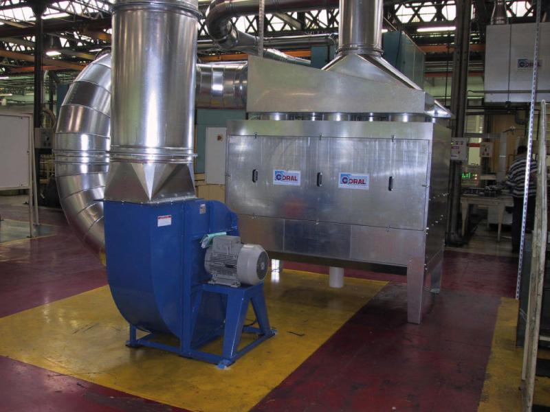 Les différents types de filtration industrielle
