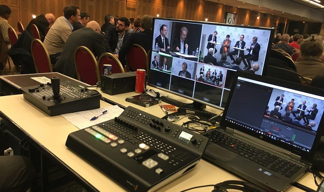 Prestataire audiovisuel : un bon allié pour réussir un évènement professionnel
