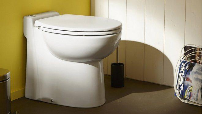 Comment fonctionne un WC avec broyeur ?