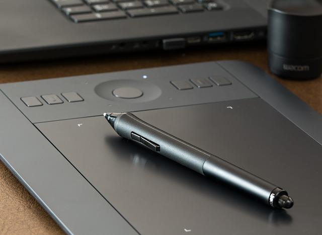 La tablette graphique, un incontournable outil dans le domaine du graphisme