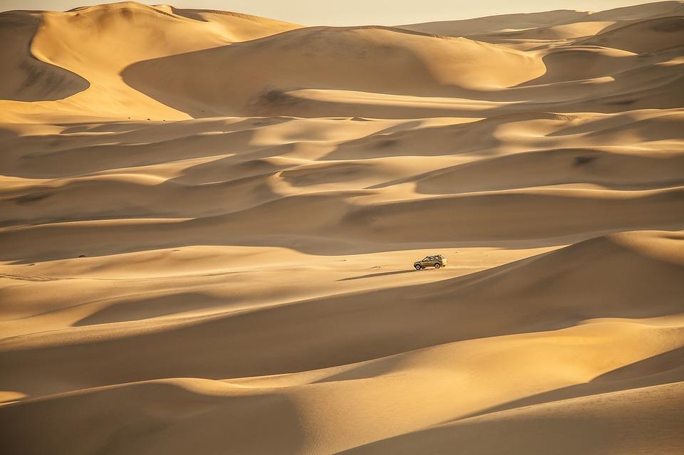 Louer une voiture pour s'échapper autrement au cœur de la Namibie