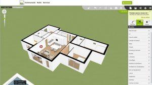 Logiciel plan 3D : une solution pour se projeter dans sa future maison