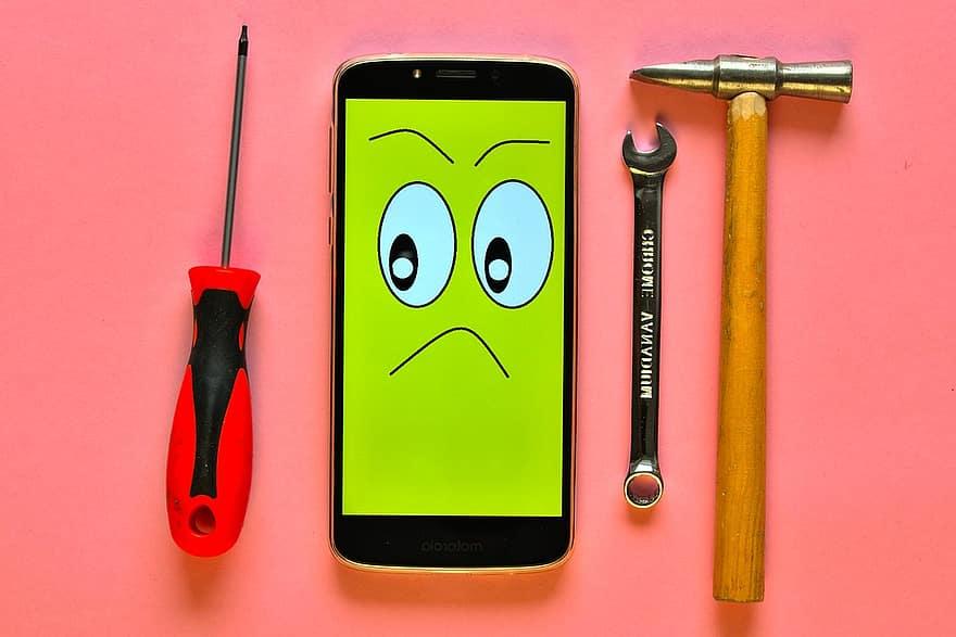 Que faut-il savoir sur la réparation de téléphone à distance?