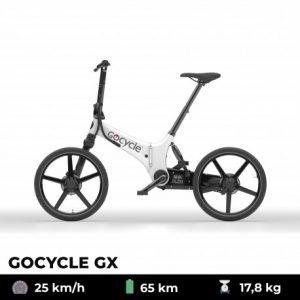 Le vélo électrique pliant de l'année : gocycle