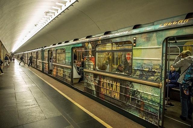 Réaménagement du plus grand métro d'Europe