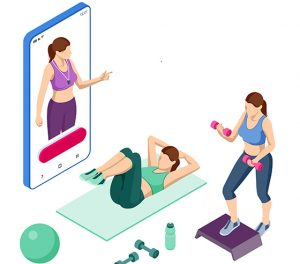 application fitness
